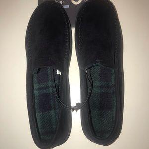 Men's microfiber slippers size 11/12
